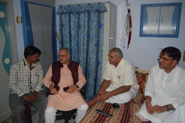 Mansukhbhai and balvir punj