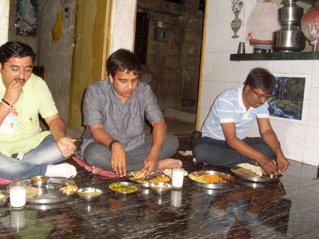 Harsh Sanghavi & Pradipsinhji