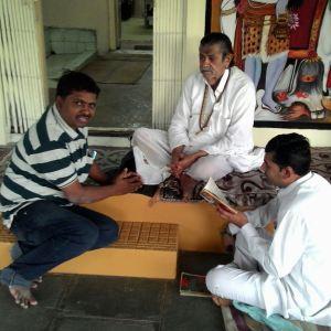 Pujya shri Jivarajbapu