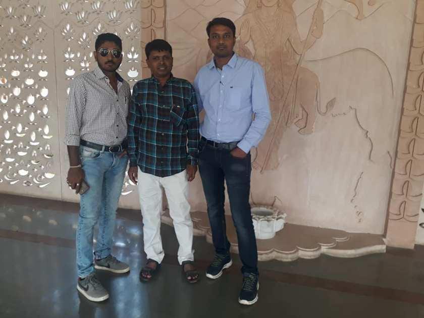 Hitesh Javiya and sidhrth pansuriya