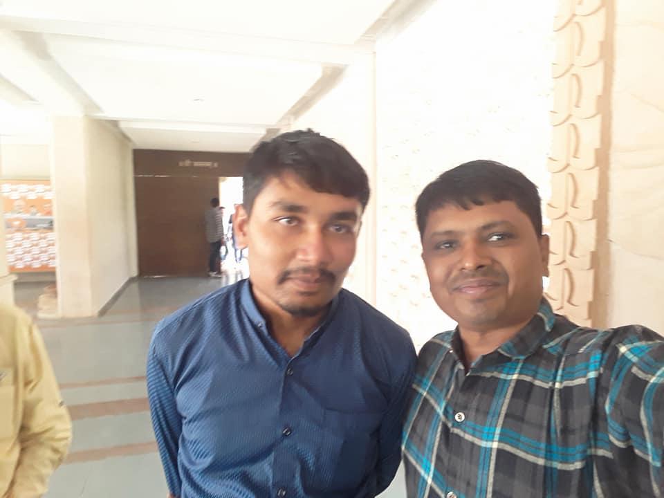 Harshil Bhuriya