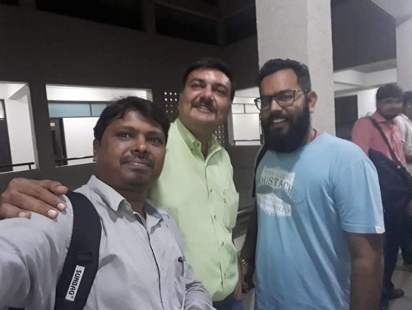 Amit Panchal & Jaydip Parikh